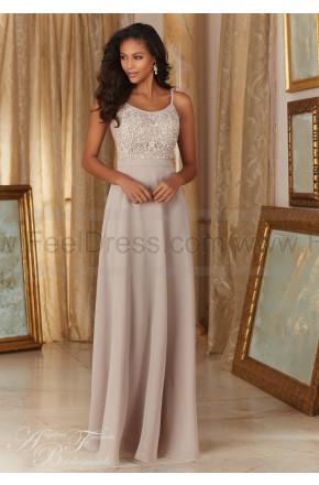 Mariage - Mori Lee Bridesmaids Dress Style 20483