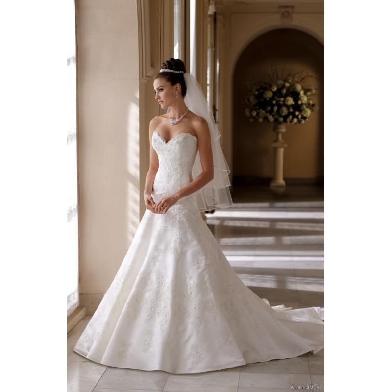 Mon Cheri Wedding Dresses: Helen Mon Cheri Wedding Dresses David