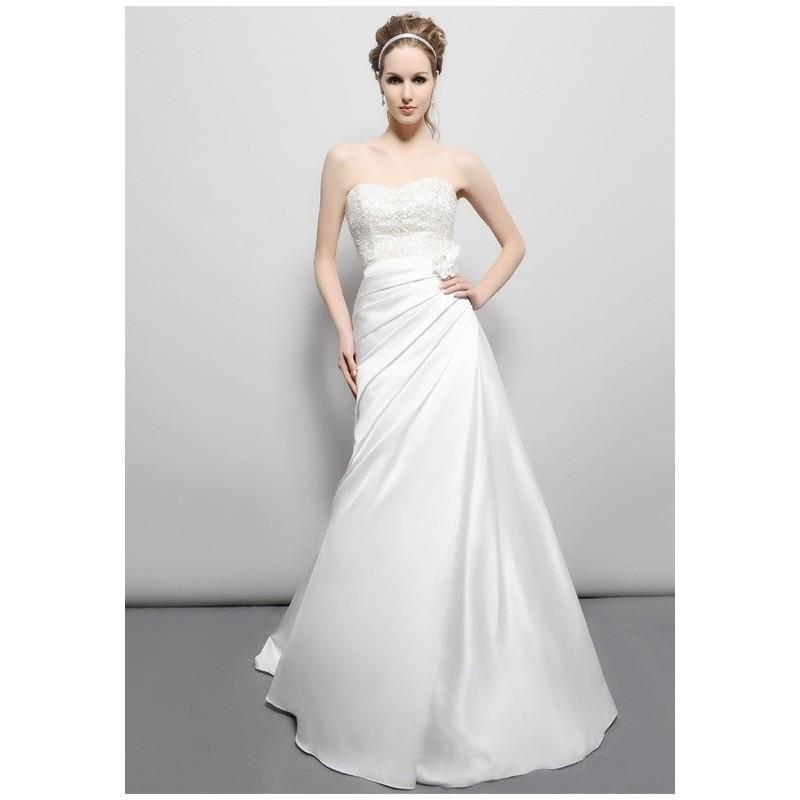 Wedding - Eden Bridals GL014 - Charming Custom-made Dresses