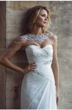 Свадьба - Mia Solano Chiffon A-line Wedding Dress - Bliss