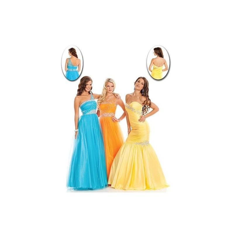 d771b3806d2 Wow Prom Dress 4019 - Brand Prom Dresses  2598532 - Weddbook