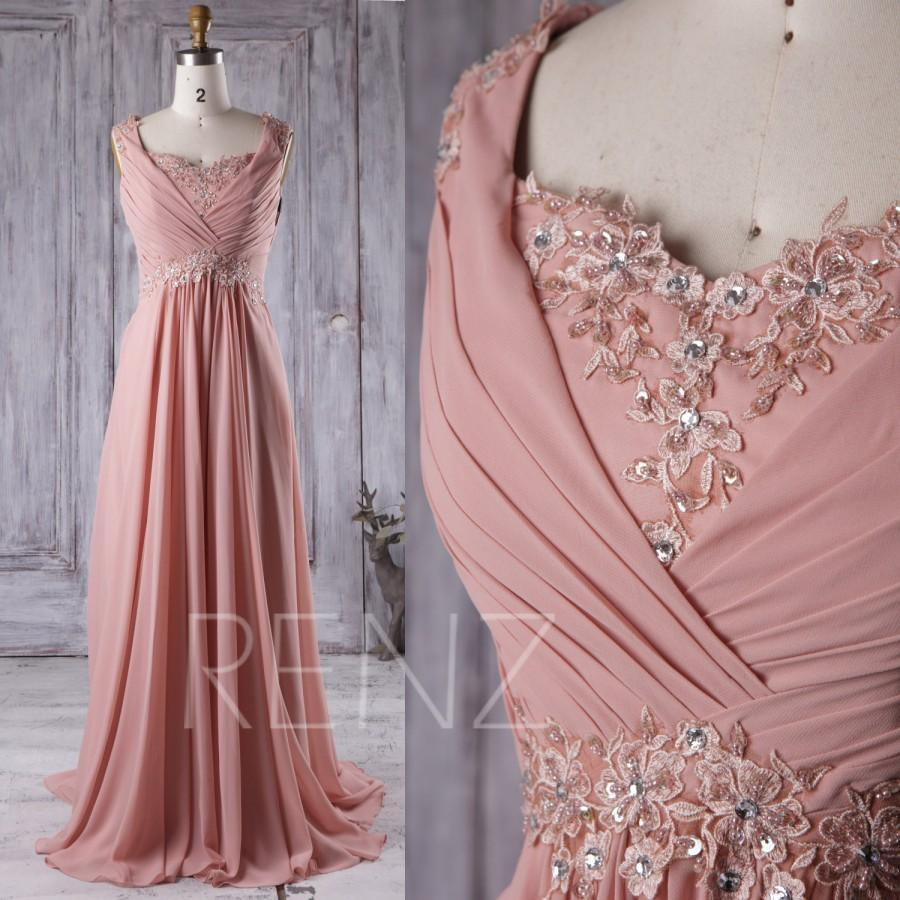 Mauve Wedding Dresses