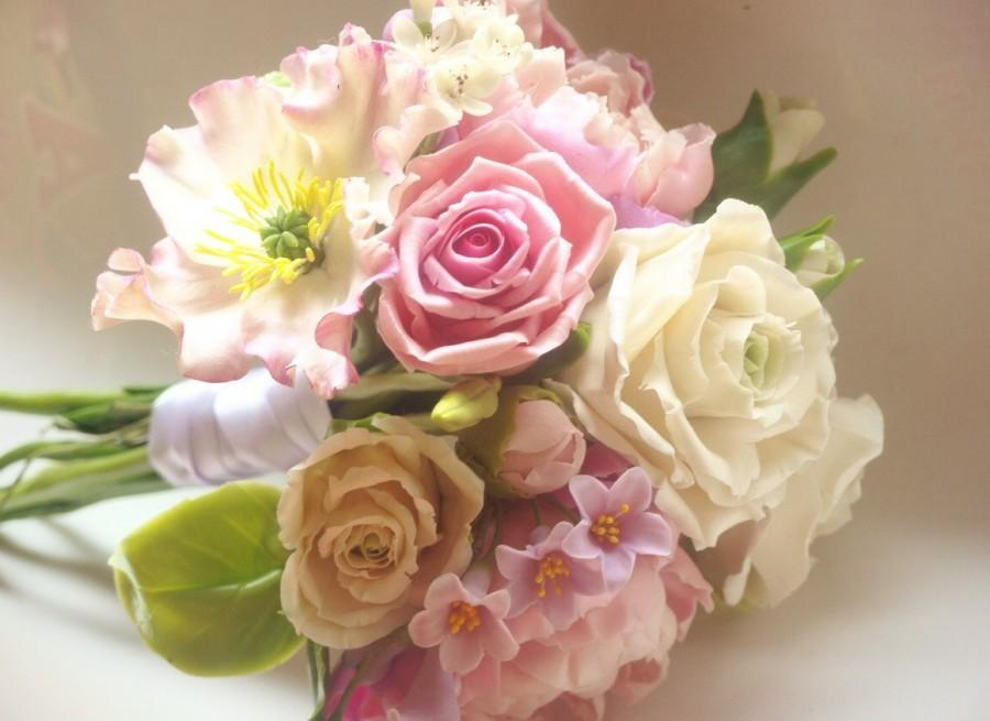 Wedding Bouquet Harmony