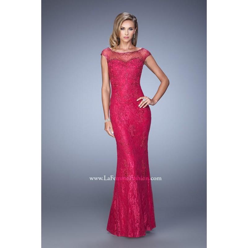 Свадьба - La Femme Evening 20673 - Elegant Evening Dresses