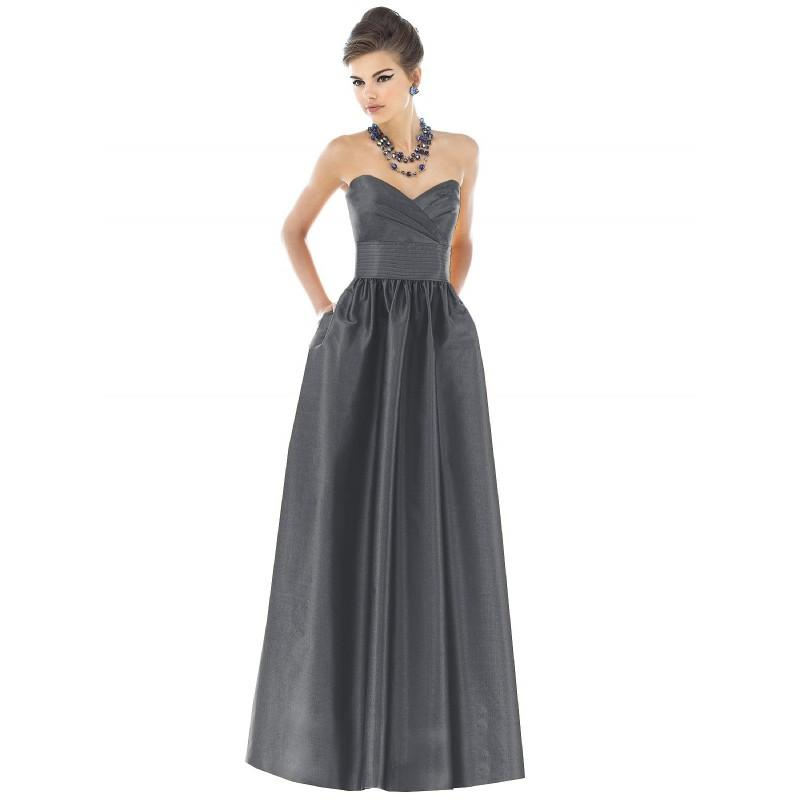 Alfred Sung By Dessy Bridesmaids Dress D543 - Crazy Sale Bridal ...
