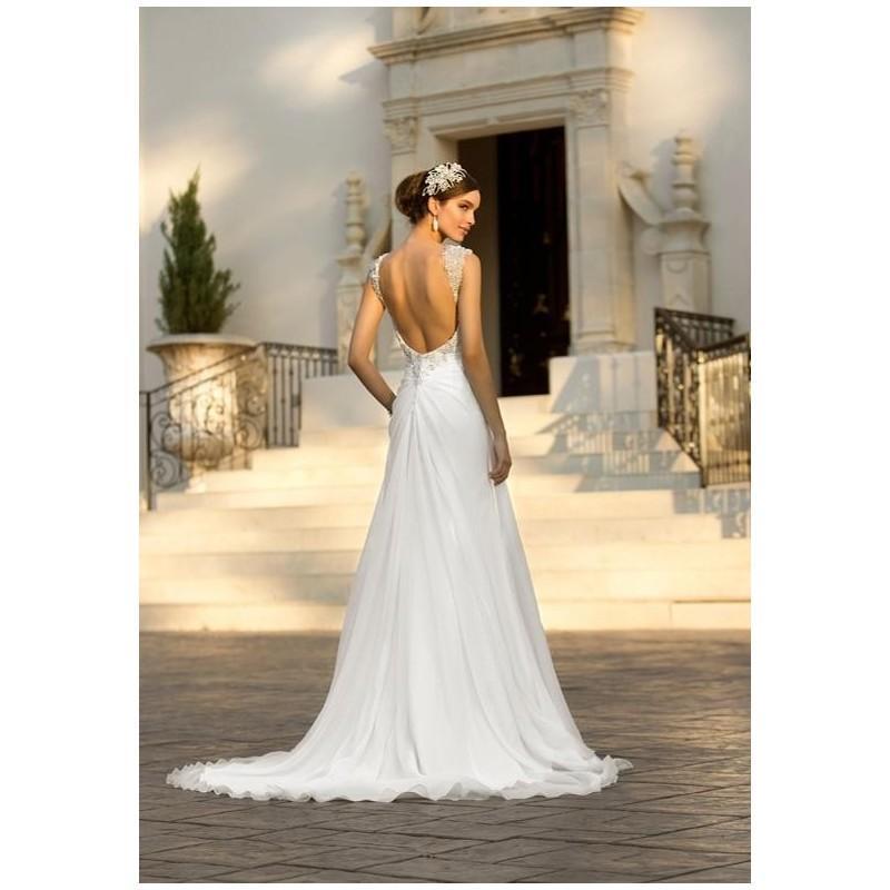 Hochzeit - Stella York 5904 Wedding Dress - The Knot - Formal Bridesmaid Dresses 2016