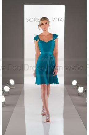 Mariage - Sorella Vita Teal Bridesmaid Dress Style 8445