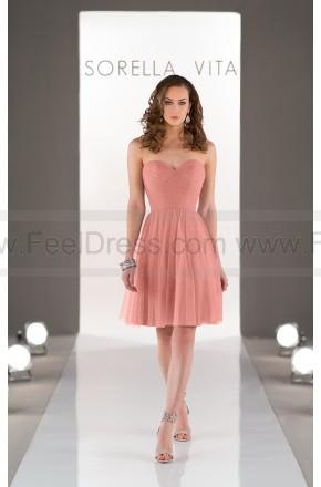 Свадьба - Sorella Vita Elegant Cocktail Dresses Style 8485