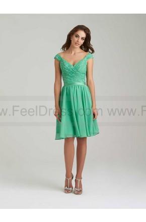 Wedding - Allur Bridesmaid Dress Style 1462