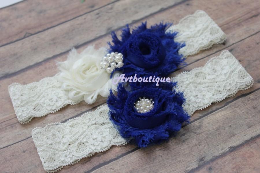 Hochzeit - Something blue garter, something blue wedding garter, something blue for bride, something blue wedding, blue garter, wedding garter blue