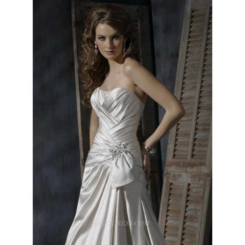 dress Maggie wedding sottero april