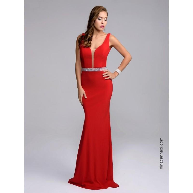 Hochzeit - Nina Canacci 7230 - Elegant Evening Dresses