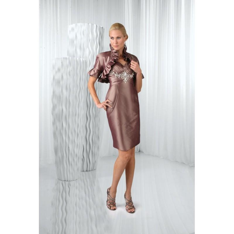 Mariage - La Perle By Impression - Style 40088 - Junoesque Wedding Dresses
