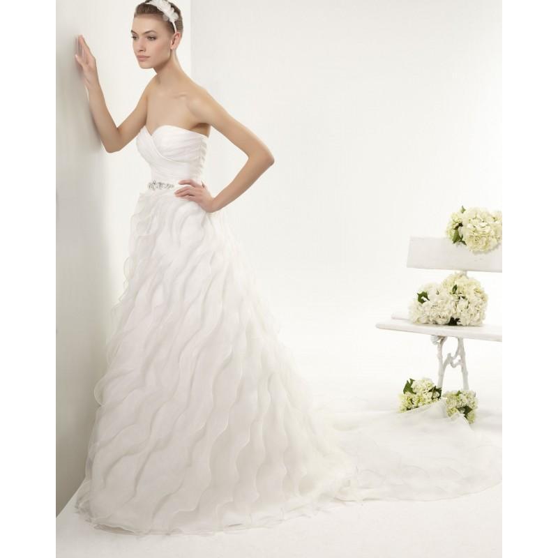 Wedding - 124  Yolanda (Aire Barcelona) - toutrobes.fr