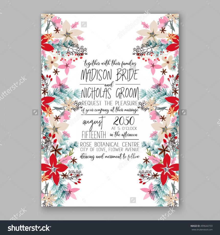Düğün - Floral template