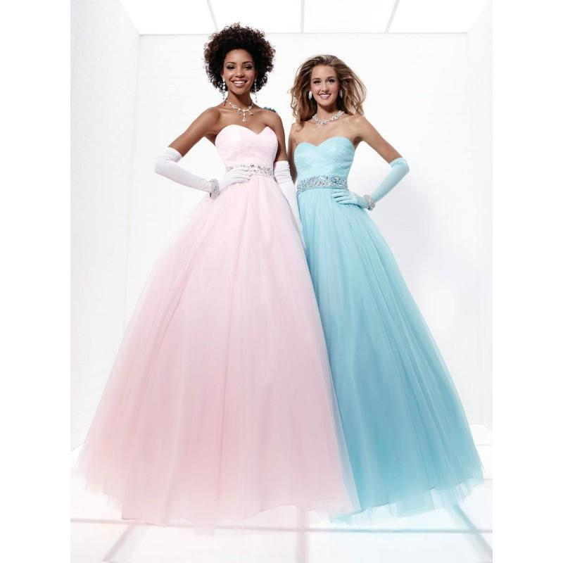 Ballgon Tiffany Blue Prom Dresses 2014