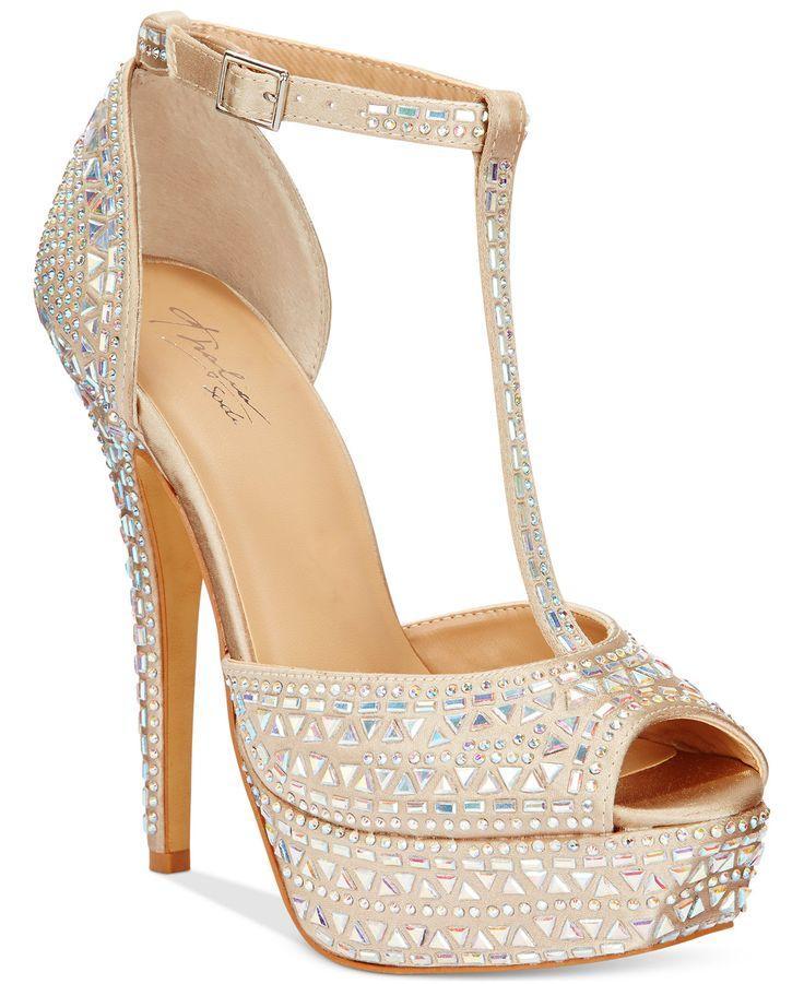 Mariage - Thalia Sodi Flor Platform Dress Sandals
