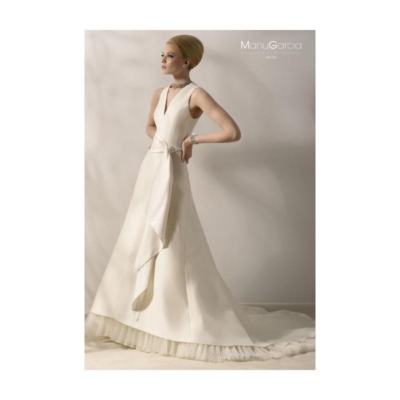 Mariage - 105 (Manu García) - Vestidos de novia 2016