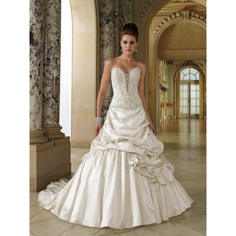 Свадьба - David Tutera - Style Falsette 112202 - Formal Day Dresses