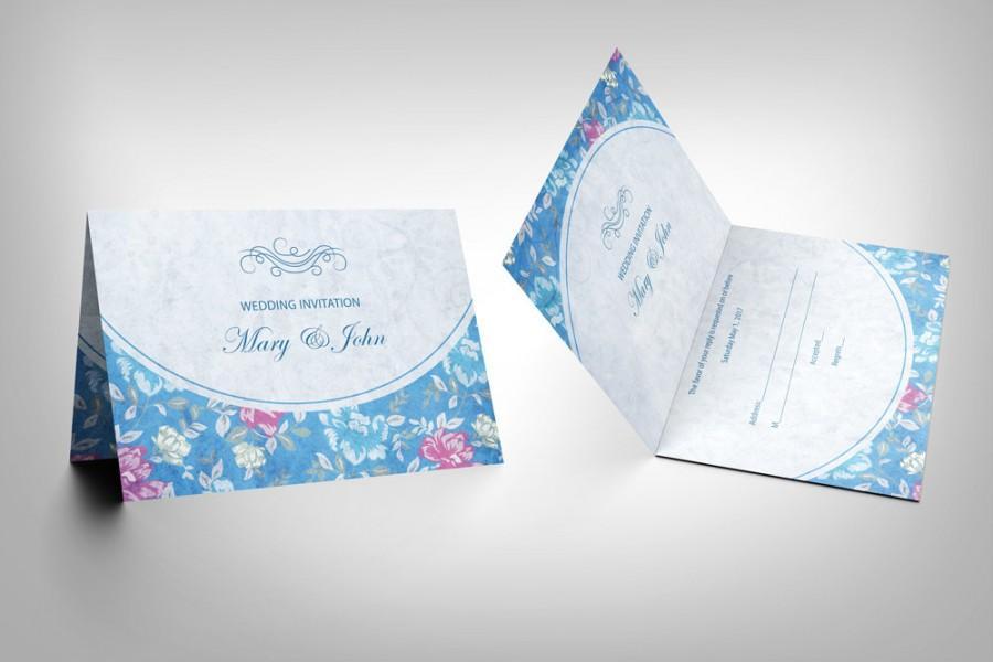 زفاف - Wedding, Invitation, Download #16