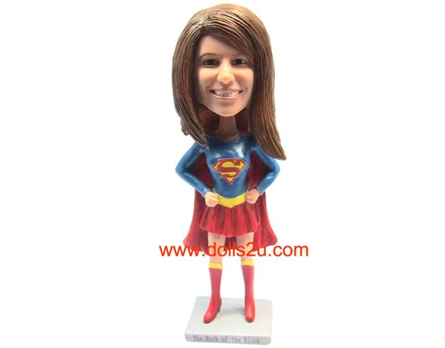 Mariage - Custom Bobble head - Custom Bobbleheads Sculpted From Your Pictures