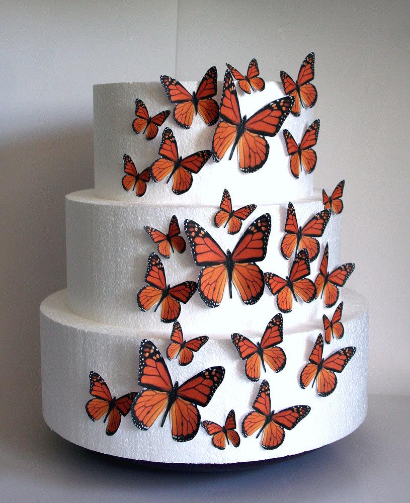 Monarch Cakes Menu