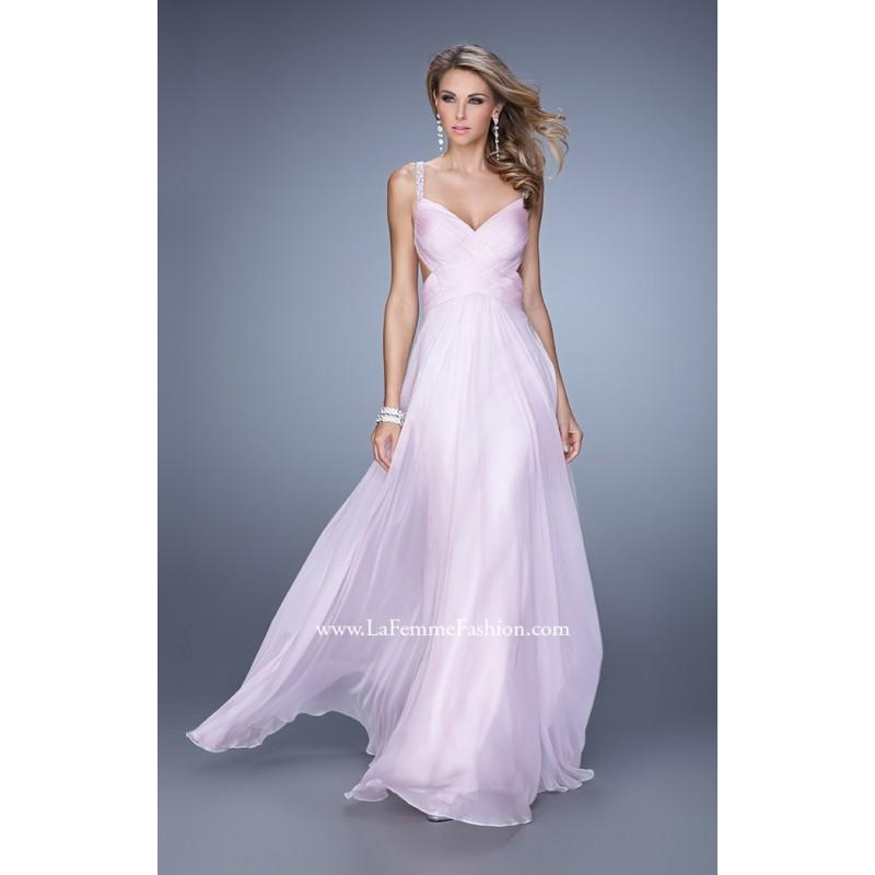 Wedding - La Femme - 21502 - Elegant Evening Dresses