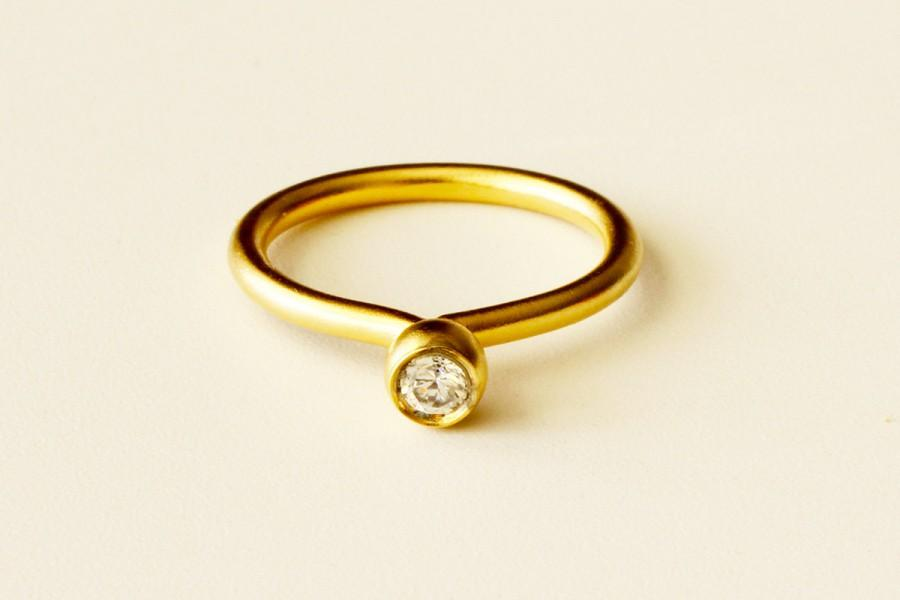 promise ring vintage ring