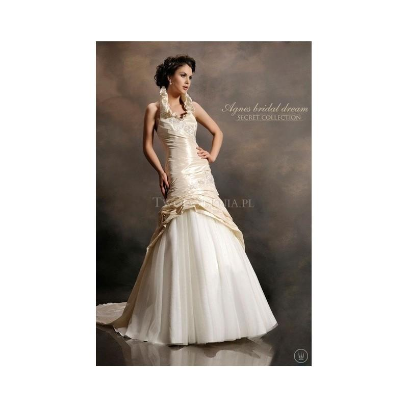 Mariage - Agnes - Secret Collection (2012) - 10452 - Glamorous Wedding Dresses