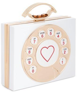 Wedding - Telephone Clutch