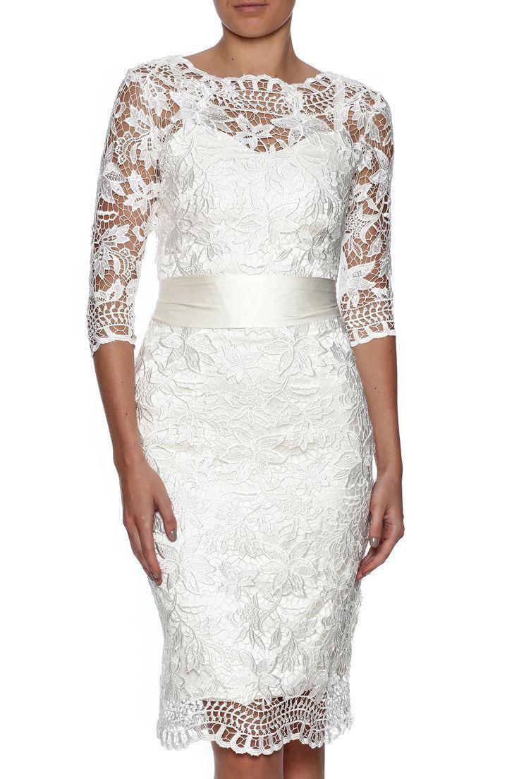 Dress Mini Lace Wedding Gown 2602084 Weddbook