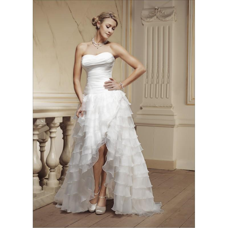 Mariage - Modeca-2014-Prudence-front - Stunning Cheap Wedding Dresses