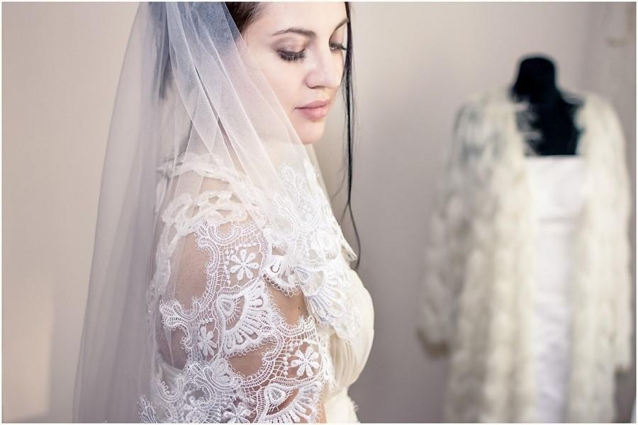 Mariage - Royal alecon lace wedding veil, ivory lace veil, white veil, ivory veil, lace veil,white veil, white lace