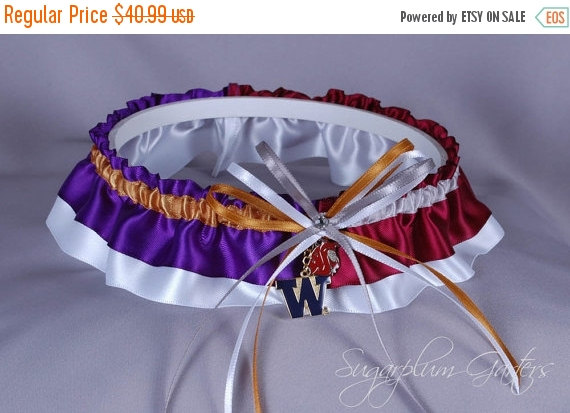 Свадьба - House Divided Wedding Garter