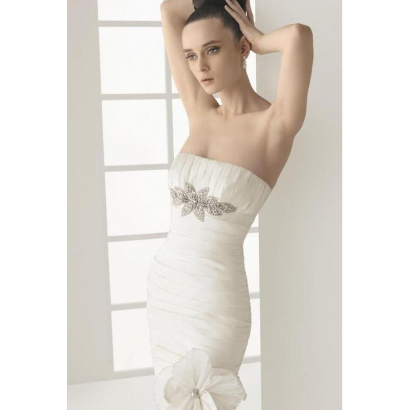 زفاف - Rosa Clara Olimpia Bridal Gown (2011) (RC11_OlimpiaBG) - Crazy Sale Formal Dresses