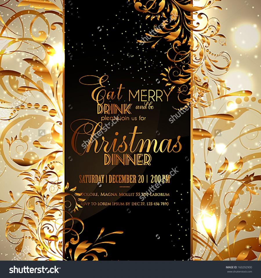 Wedding - Merry Christmas and Happy New Year Card