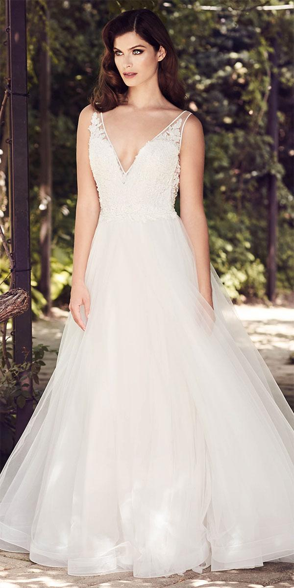 Wedding - Paloma Blanca Spring 2017 Wedding Dresses