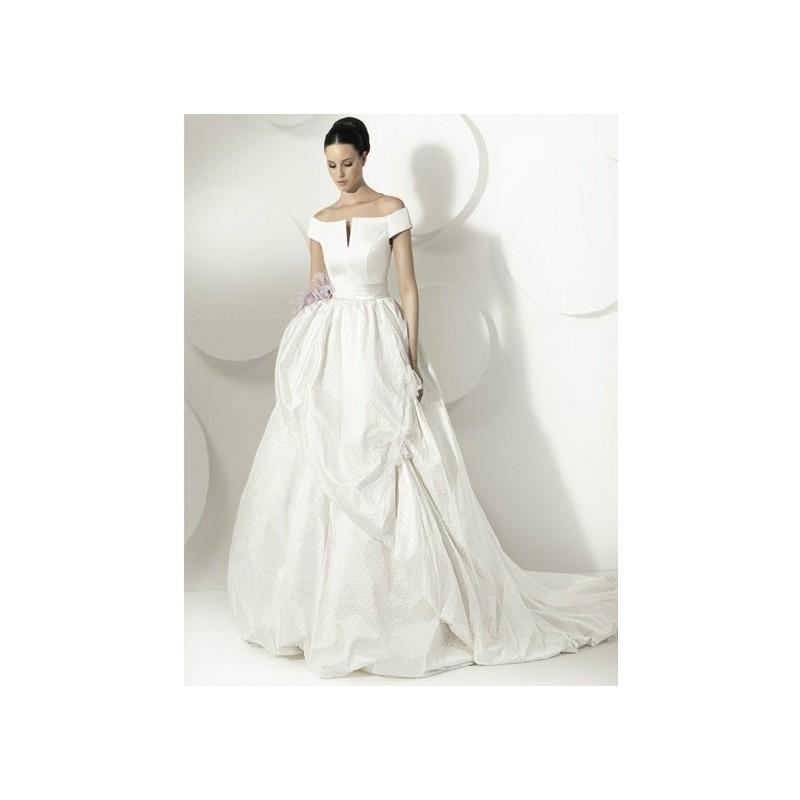 Precio vestidos novia franc sarabia