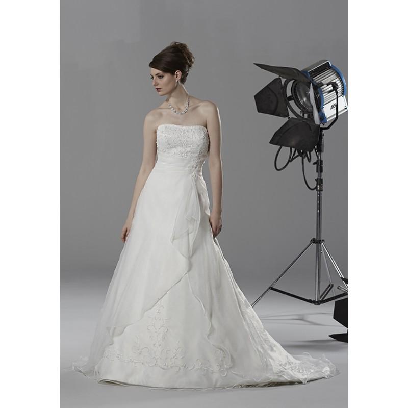 Düğün - romantica-bridal-2014-monique - Stunning Cheap Wedding Dresses