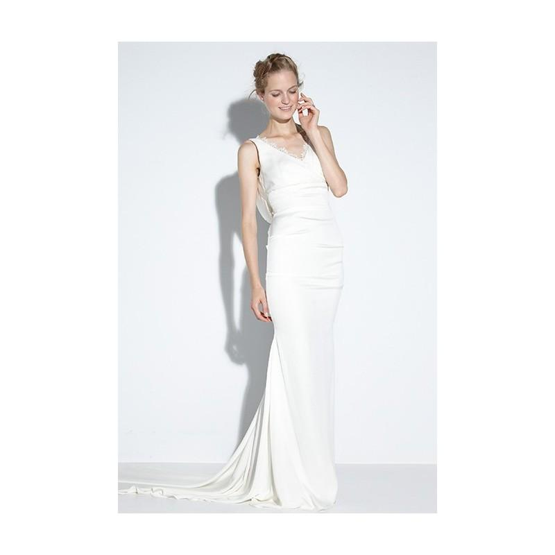 Wedding - Nicole Miller - FJ10003 - Stunning Cheap Wedding Dresses