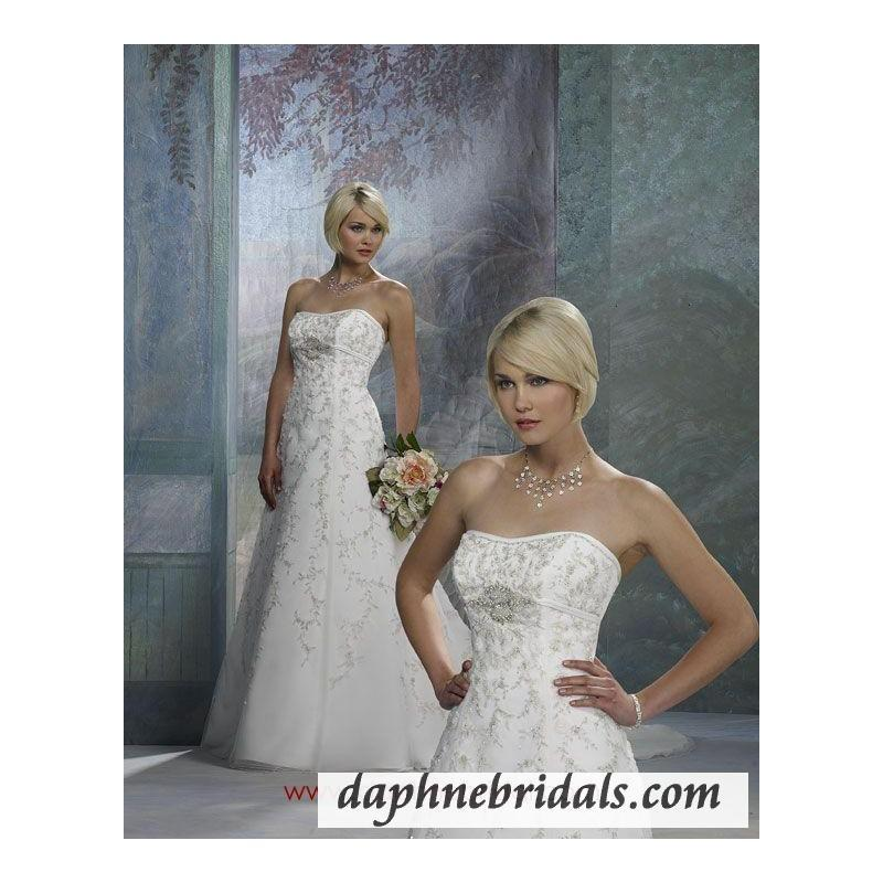 Wedding - Forever Yours Style 410126 Fantasy Bridal Gowns - Compelling Wedding Dresses