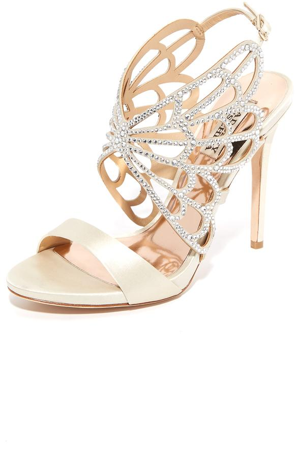 Mariage - Badgley Mischka Newlyn Sandals