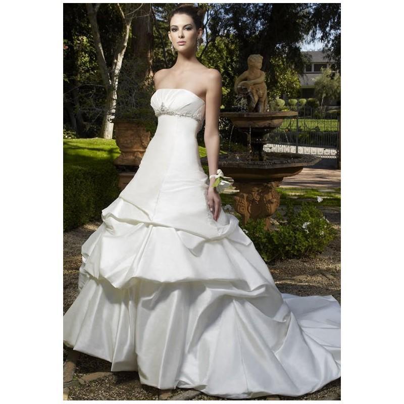 Свадьба - CB Couture B016 Wedding Dress - The Knot - Formal Bridesmaid Dresses 2016