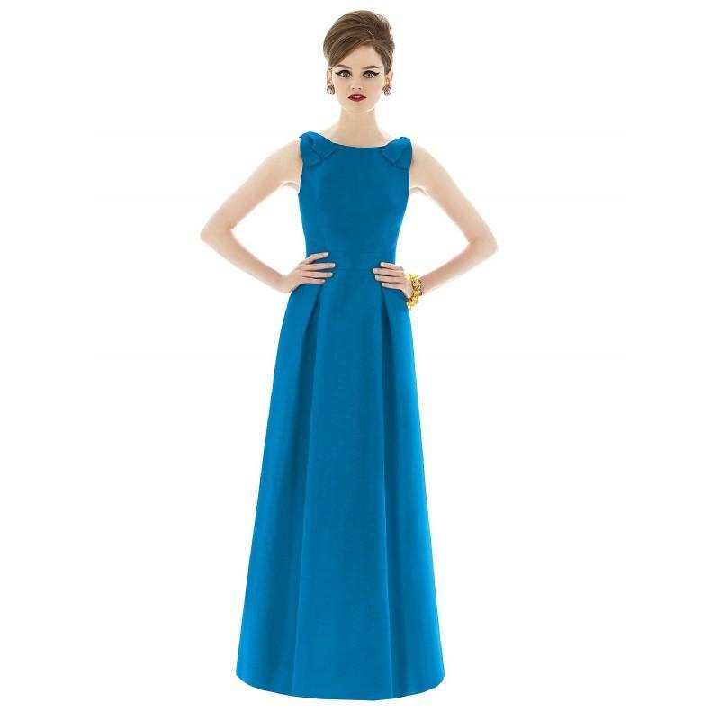 Hochzeit - Alfred Sung by Dessy Bridesmaids Dress D629 - Crazy Sale Bridal Dresses