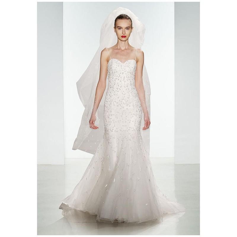 Wedding - Kenneth Pool Zandra Wedding Dress - The Knot - Formal Bridesmaid Dresses 2016
