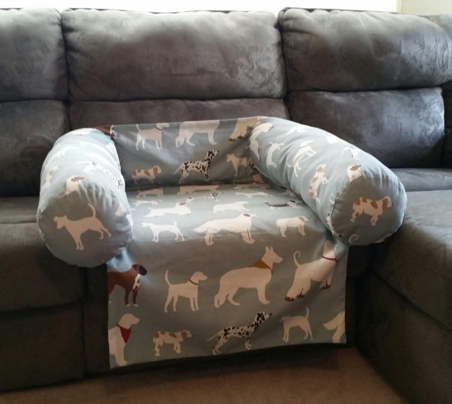 Pet Bed For Couch In Buyer S Fabric 2604718 Weddbook