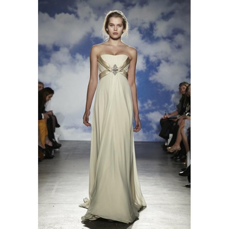 Wedding - Jenny Packham Look 17 - Fantastic Wedding Dresses