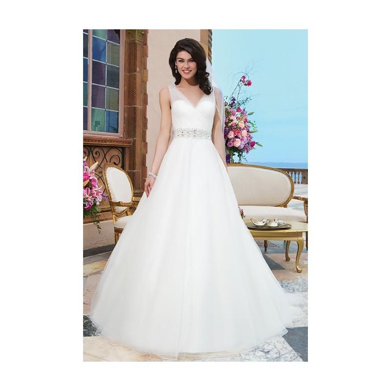 Hochzeit - Sincerity Bridal - 3843 - Stunning Cheap Wedding Dresses