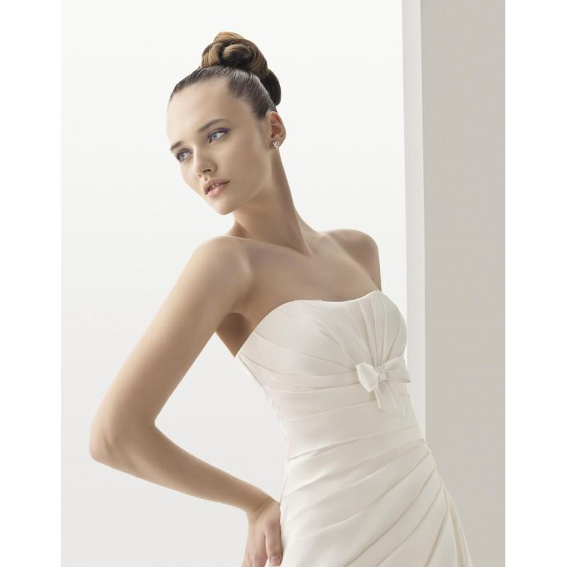 Wedding - Aire Barcelona Narciso Bridal Gown (2011) (AB11_NarcisoBG) - Crazy Sale Formal Dresses