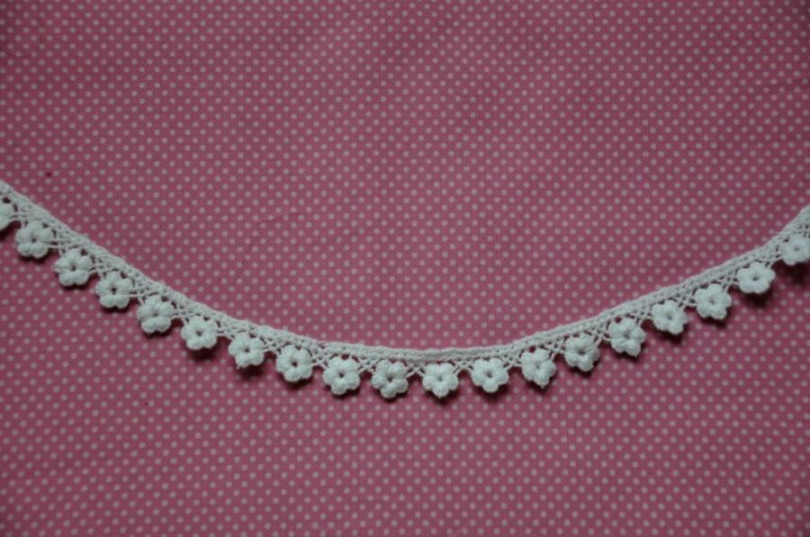 Свадьба - 3ys ZAKKA Flower Embroidery Lace SR11(12mm)